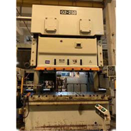 Chinfong double crank press