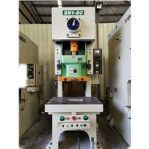 SEYI 80 Ton C frame single crank press