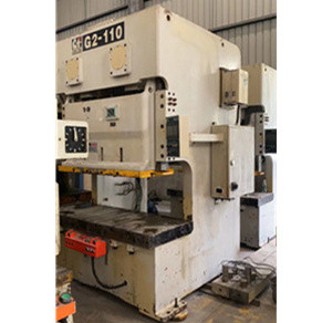 Chinfong brand(from Taiwan) double crank 110T press