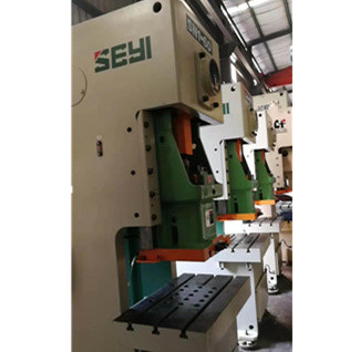 Seyi Gap Frame Press Machine SN1-60