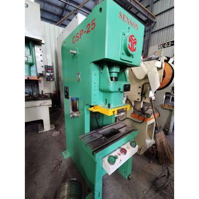 Senson single crank press 25T