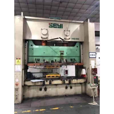 Seyi Gap Frame Press Machine SN2-500