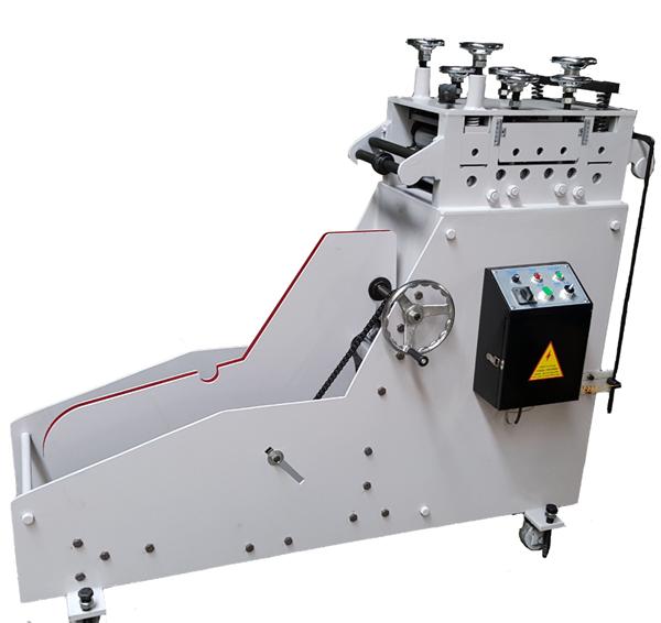 La Máquina Decoiler y Nivelador 2 En 1