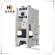 Golpe automática máquina hecha en china