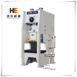 Perforación y corte de la máquina hecha en china