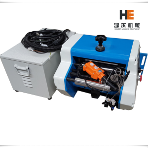 Machine d'alimentation à rouleau du servo-système NC