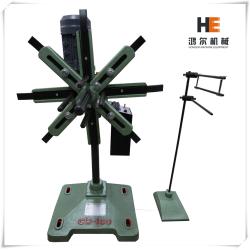 Machine de déroulage des bobines d'acier