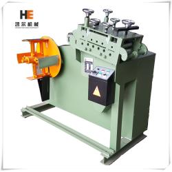 Machine d'alimentation à bobine métallique du servo pour presse