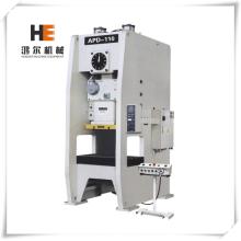 Machine de presse du type semi-fermée