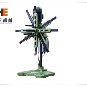 Machine de déroulage des aciers inox