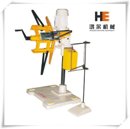 Machine de déroulage en laiton