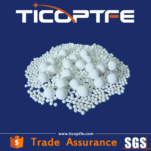 PTFE solid ball 6