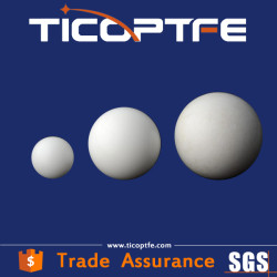 ptfe solid ball