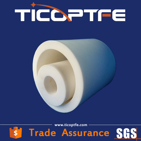 PTFE moulded tube 2