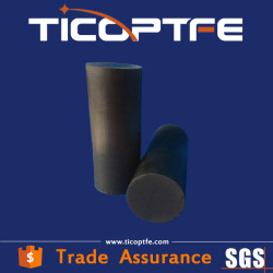 ptfe carbon filled moulded rod