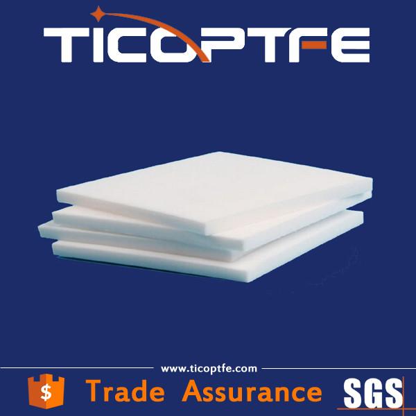 PTFE moulded sheet 1