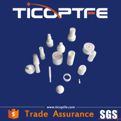 small ptfe polymer labware teflon bushing suppliers