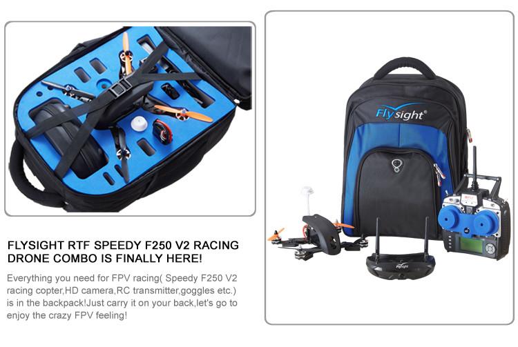 racing drone backpack