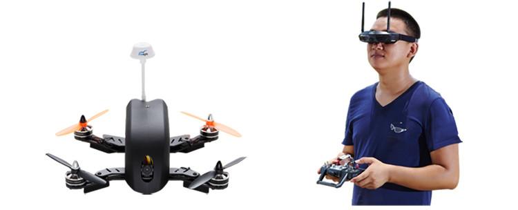 quad racing drone