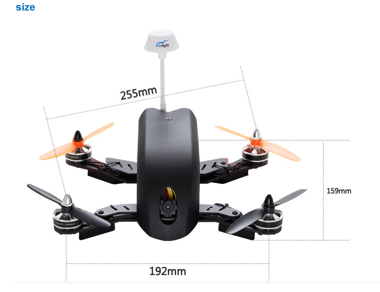 2.4g 4-axis ufo aircraft quadcopter