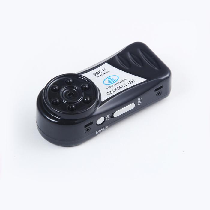 mini camera 2016 mini DVR spy camera MD81 Mini Wireless WIFI IP Remote Surveillance DV Security Camera