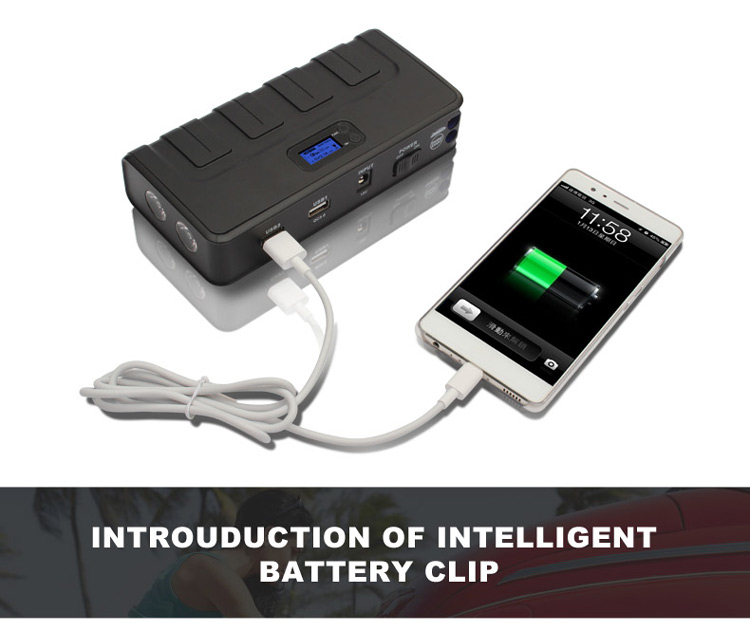 Introuduction of Intelligent  battery clip