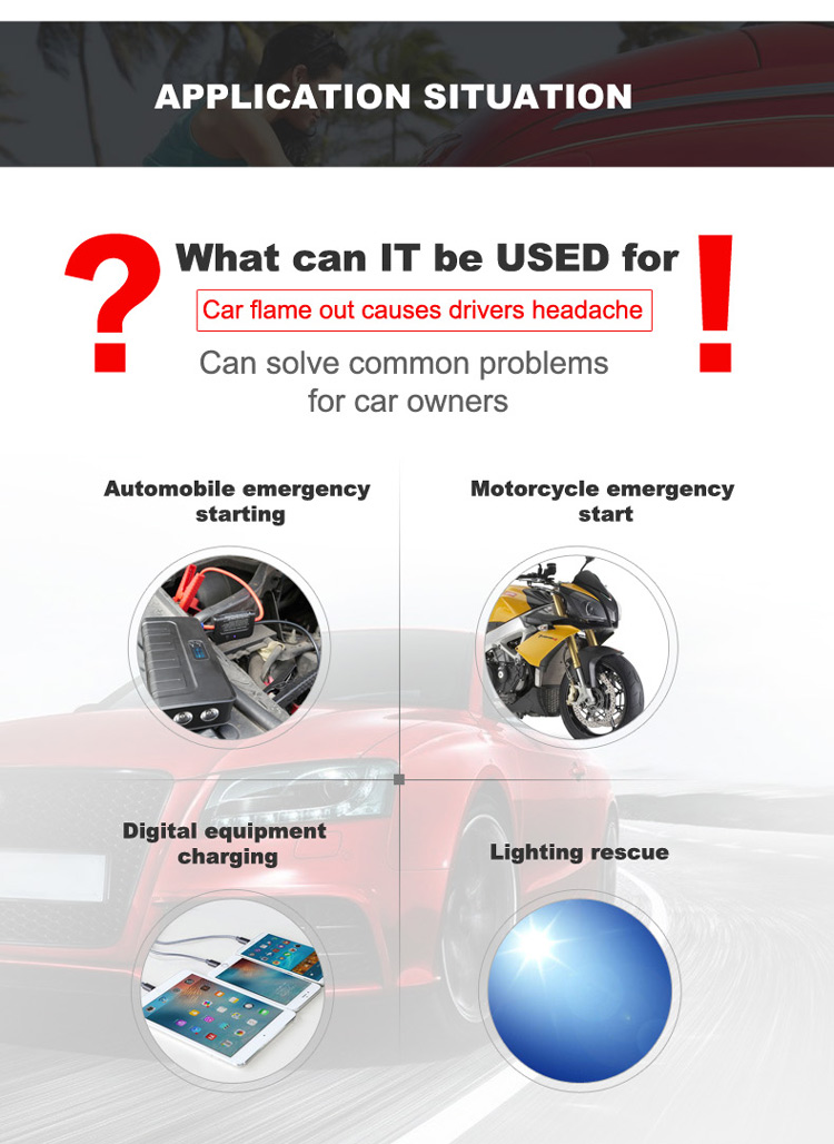 Can solve common problems  for car owners