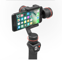 3 Axis Handheld Gimbal Stabilizer for Go pro And Smartphone Video Recording with Clamp