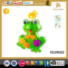 2016 Hot Item Rubber Animals Pet Frog Bath Toy
