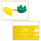 Baby shower plastic water faucet toy bathtub