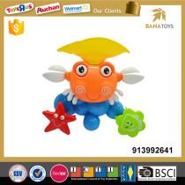 Original baby favors bath crab model toy