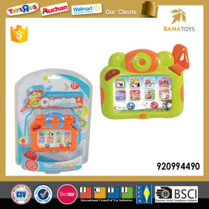 Baby Mini Plastic Toy Camera with Light and Sound