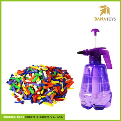 Latest promotional water balloons self sealing