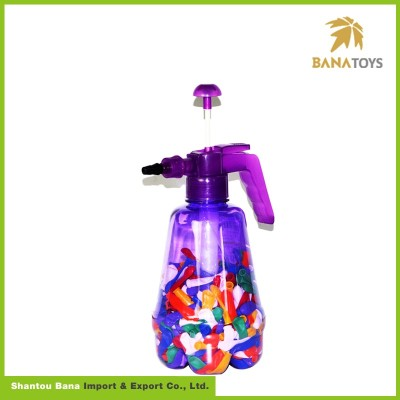 Quality goods promotional rubber water bomb balloon