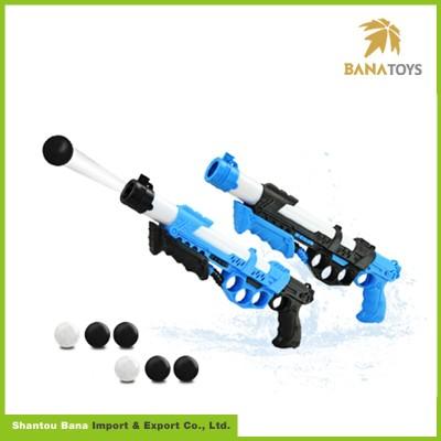 High precision durable water spray gun toy