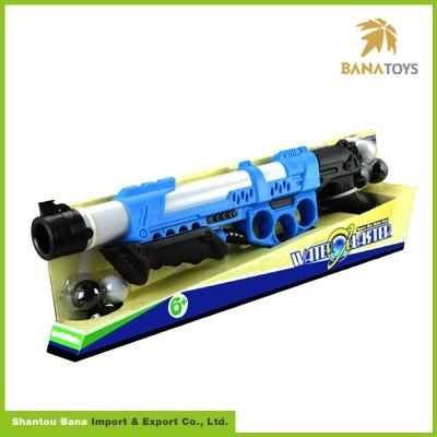 Manufaturer wholesale kid funny water bullet gun