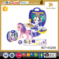 16pcs funny littlest pet shop toys