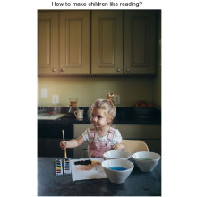 How to make children like reading