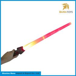 Funny kids Factory Price portable retractable plastic sword cheap