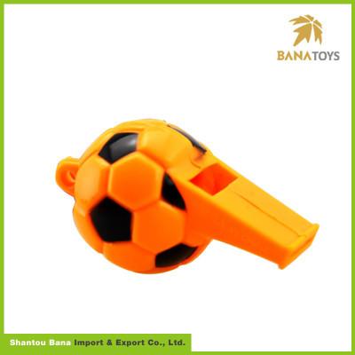 Cheap and fine convenient plastic whistle in bulk