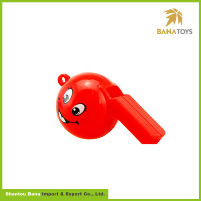 Factory Price promotional plastic whistle in bulk