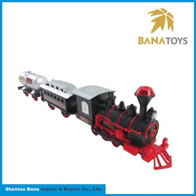Cheap and fine promotional classic train set