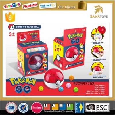 Christmas Gift Pokemon Go Launch Kid Toy