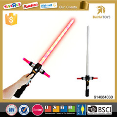 Super Cool Telescopic LED & Sound Effects Light Sword Pretend Play Toy