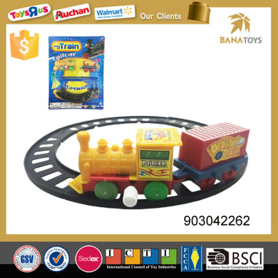Wonderful railway games model train set
