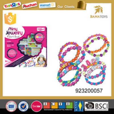 thousands incomparable ABC assemble parts jewelry toy