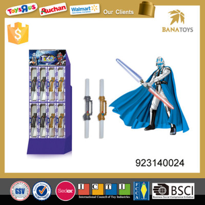 extending and retracting lightsaber pretend play Toy