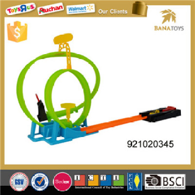 Hot items mini car racing magic track car toy