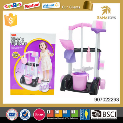 Pretend play toys house cleaning tool sanitary ware