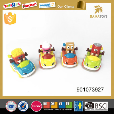 New design delivery motorcade friction cartoon car